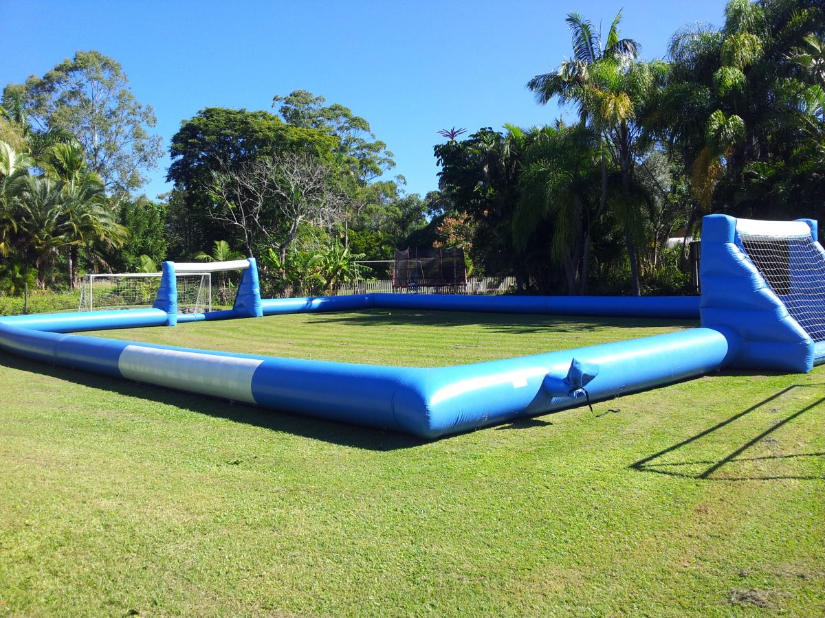 Inflatable Pitch Hire